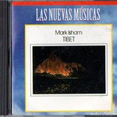 CDs de Música: MARK ISHAM - TÍBET. Lote 83348808