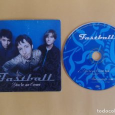 CDs de Música: FASTBALL - MUSICA CD SINGLE - 2 TEMAS. Lote 83438324