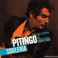 CDs de Música: CD PITINGO ¨SOULERÍA¨. Lote 92688714