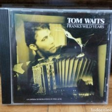 CDs de Música: CD TOM WAITS FRANKS WILD YEARS. Lote 83487559