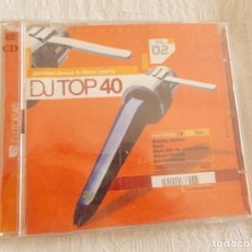 CDs de Música: DJ TOP 40 GERMAN DANCE & DISCO CHARTS 2 CD'S. Lote 83519632