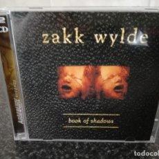 CDs de Música: ZAKK WYLDE - BOOK OF SHADOWS 2CD. Lote 83569112