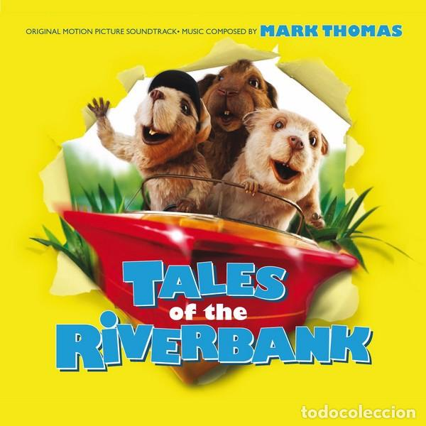 TALES OF THE RIVERBANK / MARK THOMAS CD BSO (Música - CD's Bandas Sonoras)