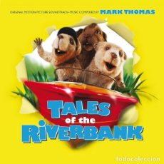 CDs de Música: TALES OF THE RIVERBANK / MARK THOMAS CD BSO. Lote 83593160