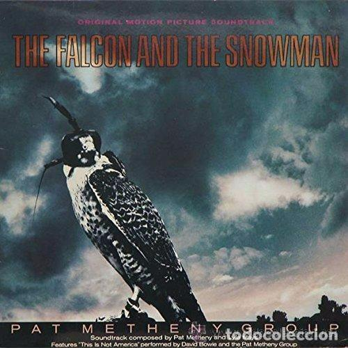 THE FALCON AND THE SNOWMAN / PAT METHENY, DAVID BOWIE CD BSO (Música - CD's Bandas Sonoras)