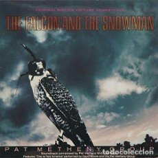 CDs de Música: THE FALCON AND THE SNOWMAN / PAT METHENY, DAVID BOWIE CD BSO. Lote 83612676