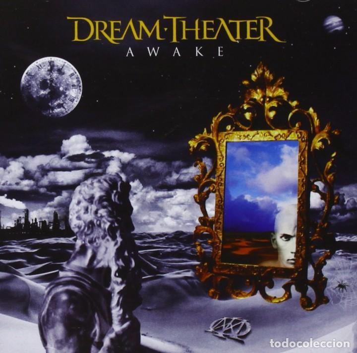 DREAM THEATER - AWAKE - CD (Música - CD's Heavy Metal)