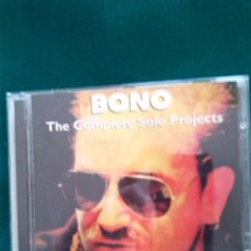 CDs de Música: BONO U2 THE COMPLETE SOLO PROJECTS VOLUME TWO 1998 BCD980131.. Lote 83635200