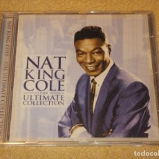CDs de Música: NAT KING COLE ( THE ULTIMATE COLLECTION ) CD ENGLAND-2000. Lote 83641188