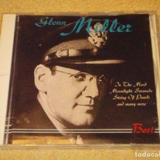 CDs de Música: GLENN MILLER ( BEST - STRING OF PEARLS ) CD. Lote 83644688