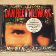 CDs de Música: DAN REED NETWORK ( THE BEST OF DAN REED NETWORK ) 1993-ENGLAND CD. Lote 83644984