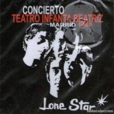 CDs de Música: LONE STAR - CONCIERTO TEATRO INFANTA BEATRIZ, MADRID 1968 - CD 18 TRACKS - AÑO 2010 - NUEVO. Lote 83665096
