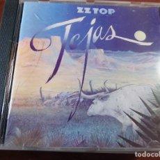CDs de Música: ZZ TOP TEJAS. Lote 83684752