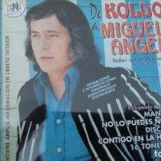 CDs de Música: KOLDO - MIGUEL ANGEL TODAS SUS GRABACIONES (1967-1976). Lote 83689416
