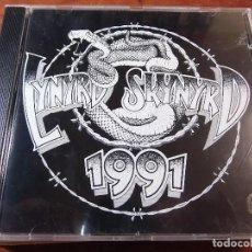 CD di Musica: LYNYRD SKYNYRD 1991. Lote 83689496