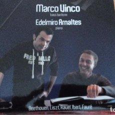 CDs de Música: MARCO VINCO EDELMIRO ARNALTES CD RTVE. Lote 83691284