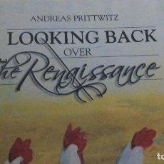 CDs de Música: ANDREAS PRITTWITZ - LOOKING BACK OVER THE RENAISSANCE - 11 TEMAS. Lote 83691400