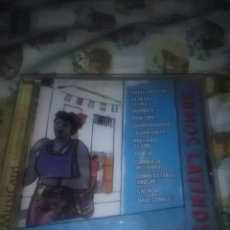 CDs de Música: SOMOS LATINOS. MARIA CRISTINA. LA NEGRA CELINA. MAMBO Nº 5. PENELOPE. GUANTANAMERA... MB1CD. Lote 83699000