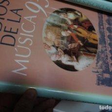 CDs de Música: ENCICLOPEDIA PLANETA.MUSICA DE LOS DIOSES.5 TOMOS Y TODOS LOS 50 CDS.A ESTRENAR. Lote 83746440