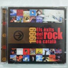 CDs de Música: 1999 ELS ÈXITS DEL ROCK EN CATALÀ - 2 CDS 1999 . Lote 83756484