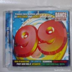 CDs de Música: DANCE COLLECTION '99 - CD 2007 . Lote 83757924