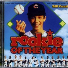CDs de Música: ROOKIE OF THE YEAR / BILL CONTI CD BSO - VARESE. Lote 83766900