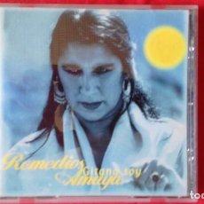 CDs de Música: CD ORIGINAL GITANA SOY, REMEDIOS AMAYA, EMI ODEON 2000, 10 TEMAS. Lote 83811092