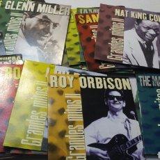 CDs de Música: LOTE 31 CD GRANDES MITOS DE LA MUSICA AÑO 2000 ORIGINALES. Lote 83816023