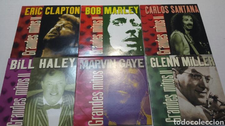 CDs de Música: Lote 31 CD Grandes mitos de la Musica año 2000 Originales - Foto 3 - 83816023