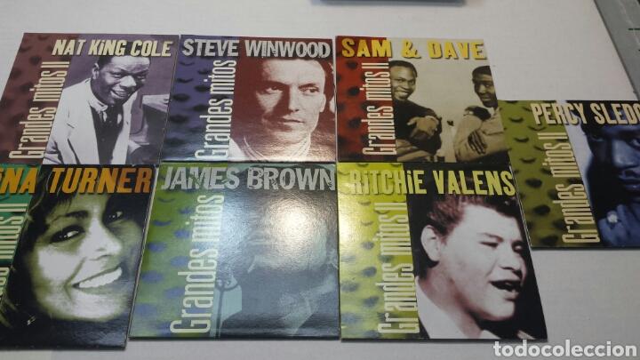 CDs de Música: Lote 31 CD Grandes mitos de la Musica año 2000 Originales - Foto 6 - 83816023