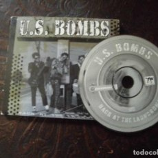 CDs de Música: US BOMBS- BACK AT THE. Lote 83818088