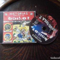 CDs de Música: BOIKOT- HISTORIAS DE BOIKOT . Lote 83818392