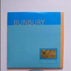 CDs de Música: BUNBURY HEROES DEL SILENCIO DEMOS PEQUEÑO BOOTLEG CD SILVER. Lote 101379507