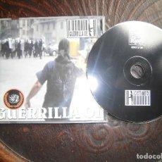 CDs de Música: GUERRILLA OI- GUERRILLA OI. Lote 83837832