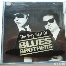 CDs de Música: BLUES BROTHERS, THE VERY BEST OF THE BLUES BROTHERS. JAZZ, CD ORIGINAL, ATLANTIC. Lote 74461859