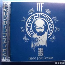 CDs de Música: FREE FOR FEVER FFF CD AUSTRIA 1993 PDELUXE . Lote 83869180