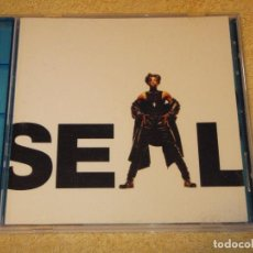 CDs de Música: SEAL ( SEAL ) 1990-GERMANY CD. Lote 83903564