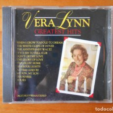 CDs de Música: CD VERA LYNN - GREATEST HITS (1E). Lote 83907440