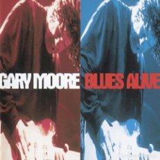 CDs de Música: GARY MOORE - BLUES ALIVE - CD. Lote 83908624