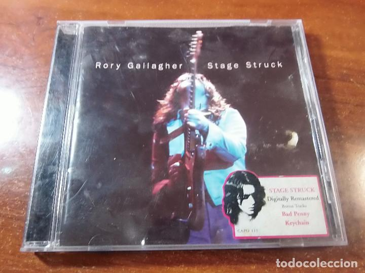 RORY GALLAGHER STAGE STRUCK (Música - CD's Rock)