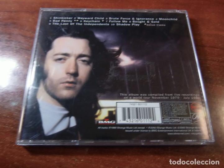 CDs de Música: RORY GALLAGHER STAGE STRUCK - Foto 2 - 83960304