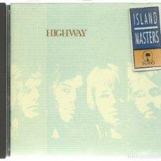 CDs de Música: FREE - HIGHWAY (1970) - CD ISLAND. Lote 83960612