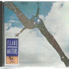 CDs de Música: FREE - FREE (1969) - CD ISLAND. Lote 83960688