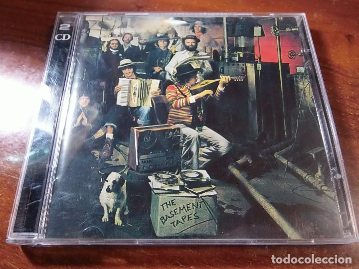 BOB DYLAN AND THE BAND THE BASEMENT TAPES DOBLE CD (Música - CD's Rock)