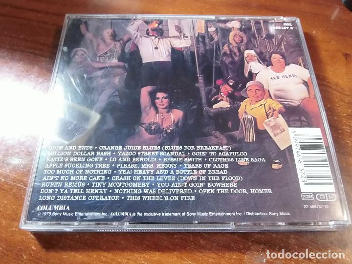 CDs de Música: BOB DYLAN AND THE BAND THE BASEMENT TAPES DOBLE CD - Foto 2 - 83977948