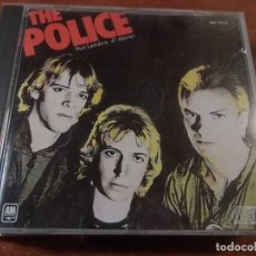 CDs de Música: THE POLICE OUTLANDOS DAMOUR. Lote 83981548