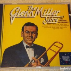 CDs de Música: GLENN MILLER ( THE GLENN MILLER STORY VOLUME 2 ) 1989-GERMANY CD. Lote 83998304