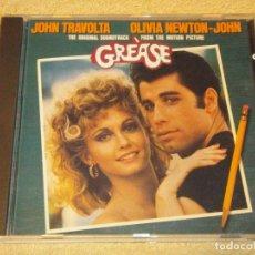 CDs de Música: GREASE 1991 - ENGLAND CD. Lote 84005432