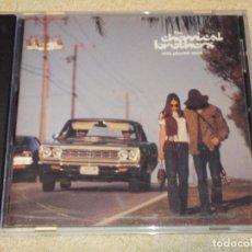 CDs de Música - THE CHEMICAL BROTHERS ( EXIT PLANET DUST ) 1995-HOLANDA CD - 84079392