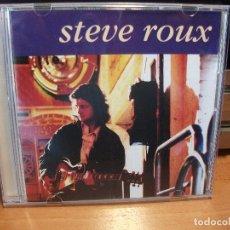 CDs de Música: STEVE ROUX STEVE ROUX CD HOLANDA 1993 PDELUXE . Lote 84085316